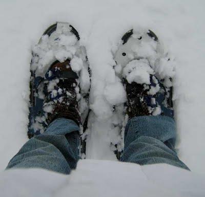 frostbite in feet