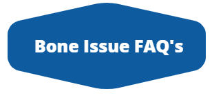 bone issue faq