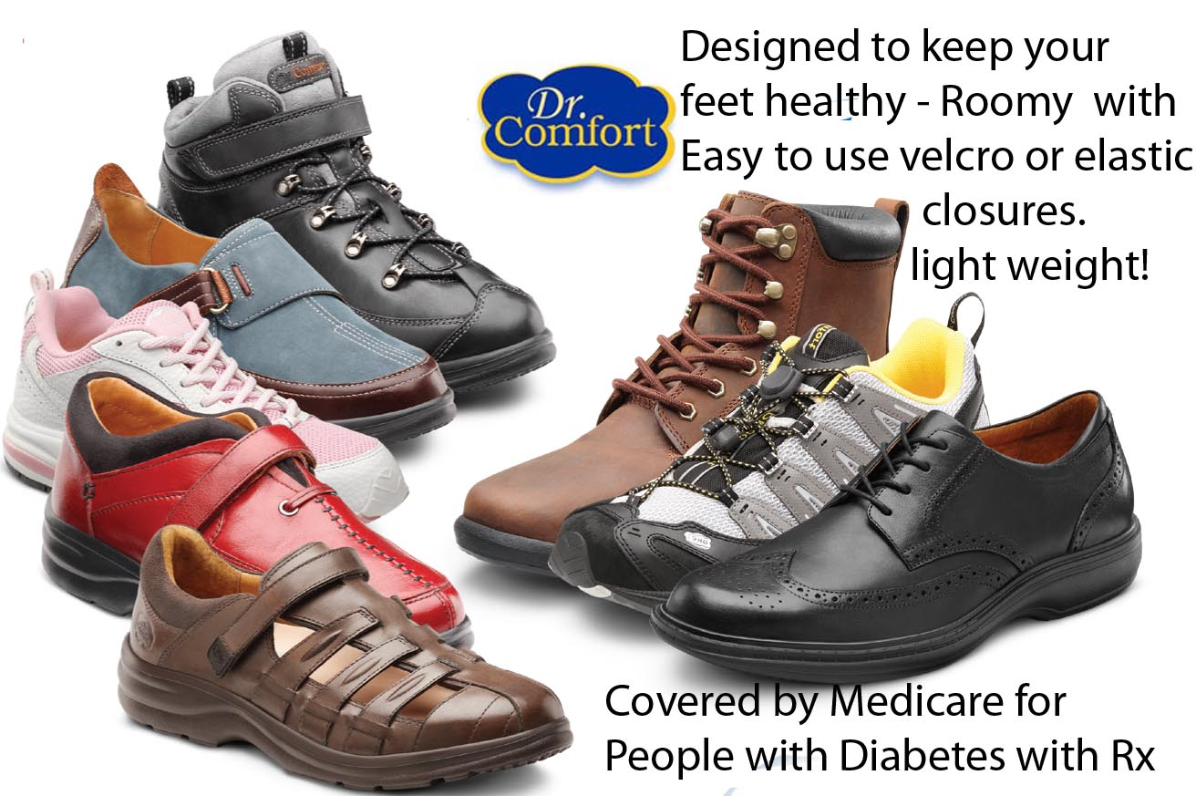 diabetic medicare shoe program