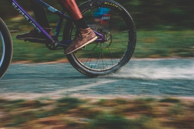 biking and cycling foot injuries