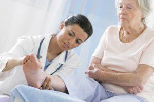 senior falls family foot and ankle specialists