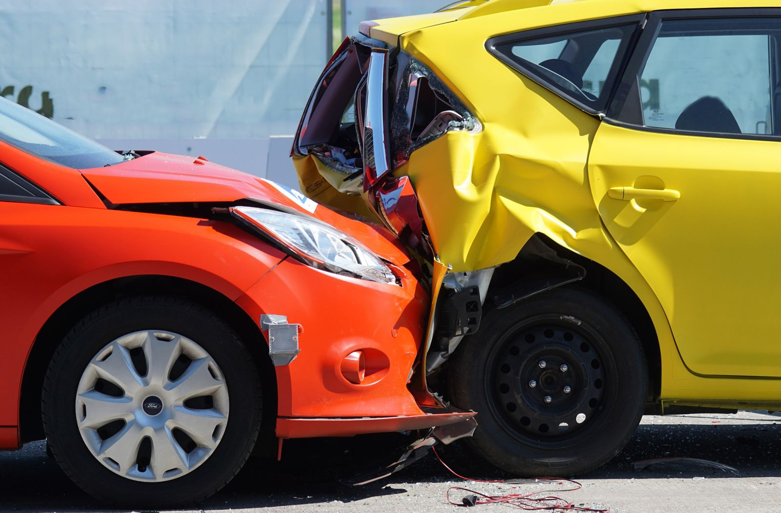 Car rear ended car accident insurance company tactics