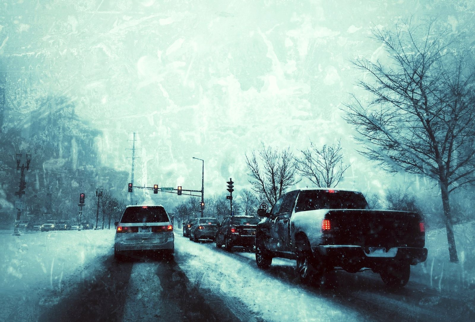 Iowa Winter Driving Tips to prevent car crash law suit