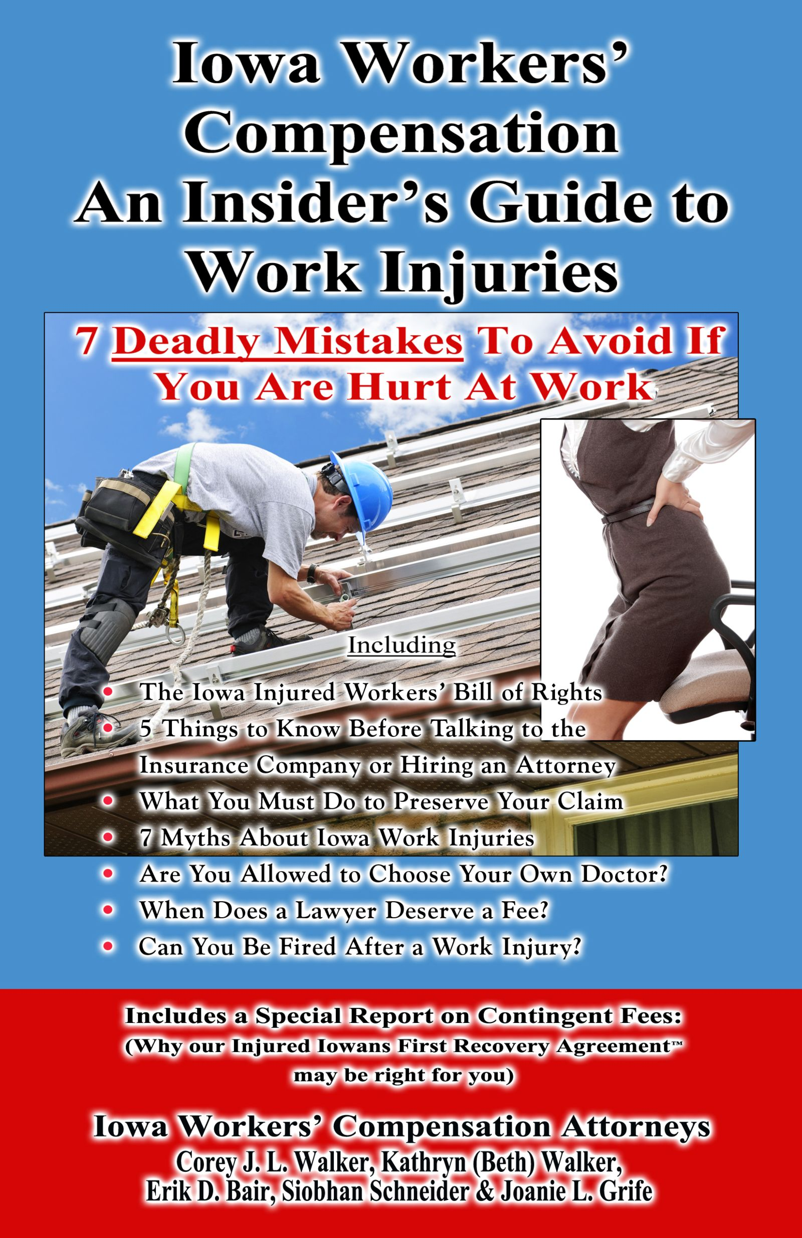 workers compensation book