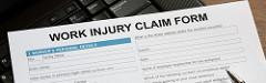 Work Injury Claim Form in Iowa