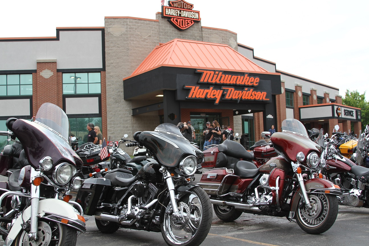 Harley Davidson In Quad Cities - Harley Davidson