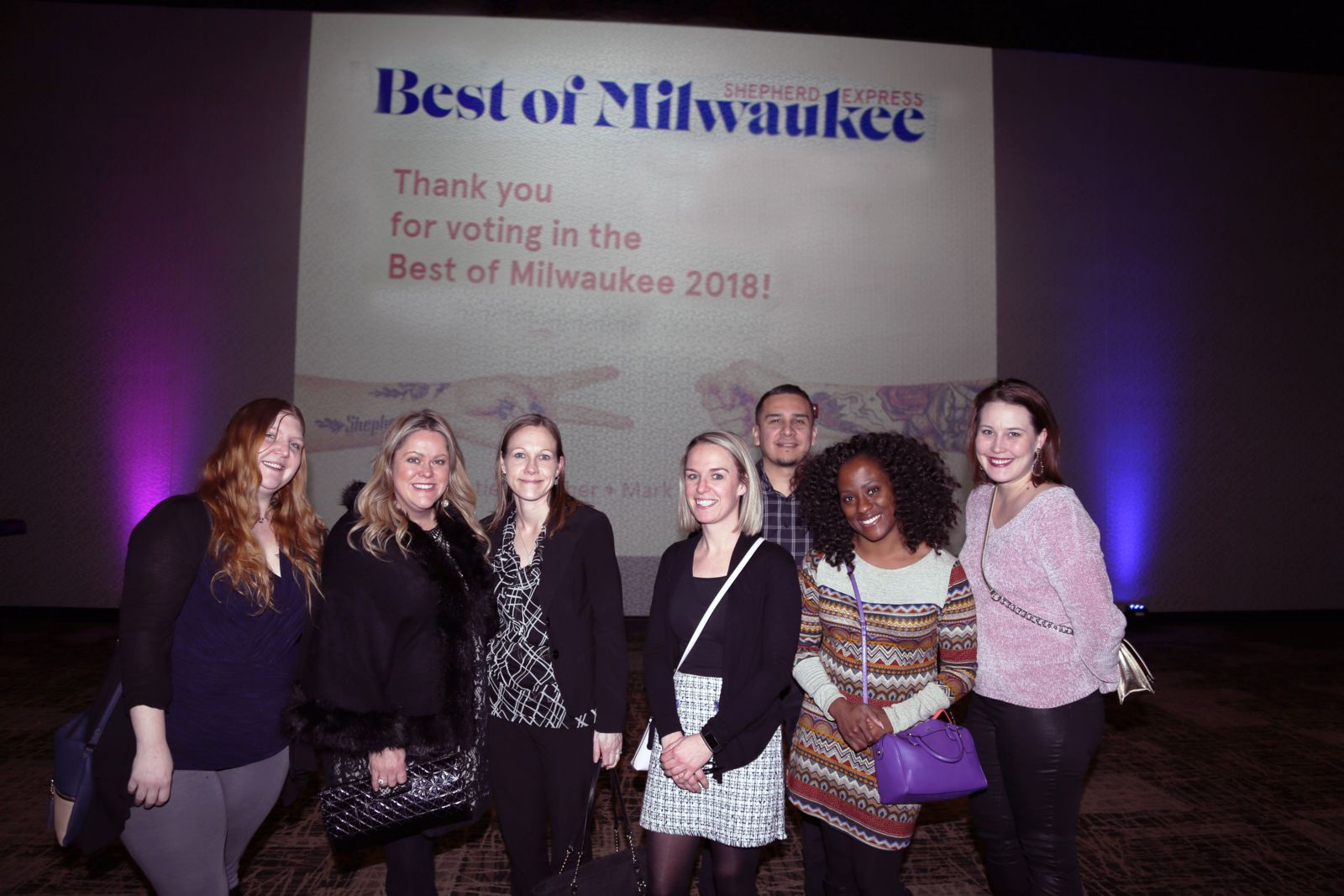Best of Milwaukee Winner Ceremony 2018