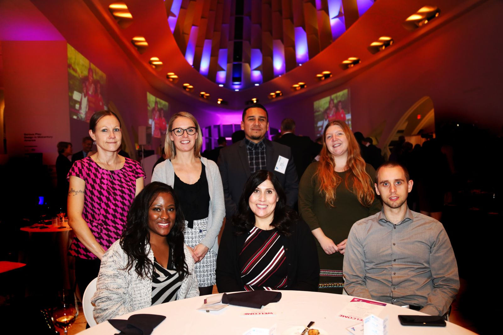 Hupy and Abraham team at Thrive With the Y Event for Metropolitan Milwaukee YMCA