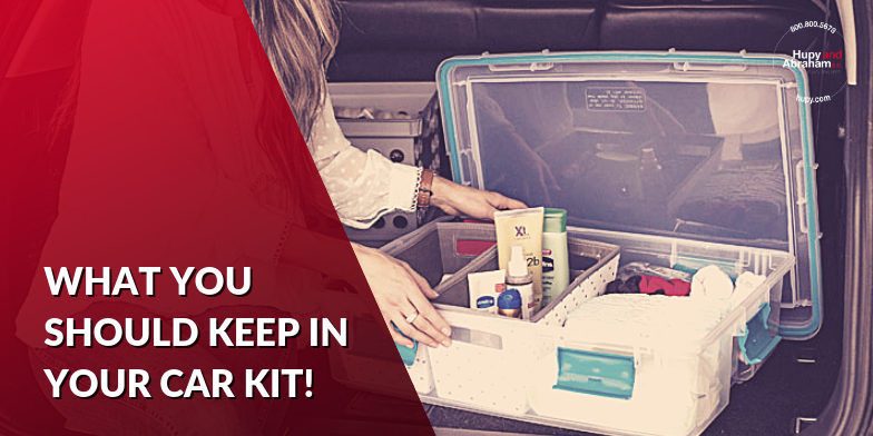 15 essentials for your cars winter emergency kit