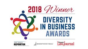 Diversity In Business Award logo