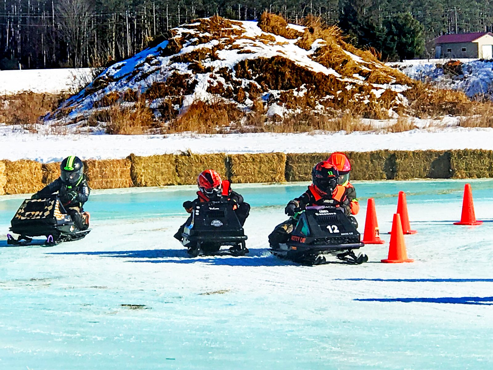 Wausau 525 Snowmobile Races