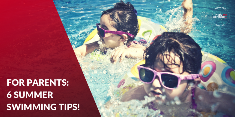 Summer Swimming Tips For Parents