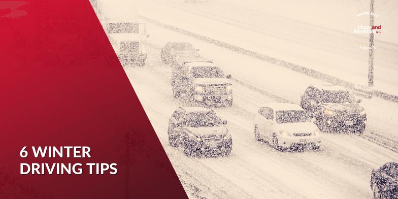 'Tis The Season For Winter Driving Tips