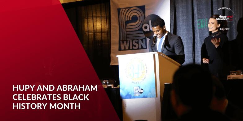 Hupy and Abraham Celebrates Black History Month 2021