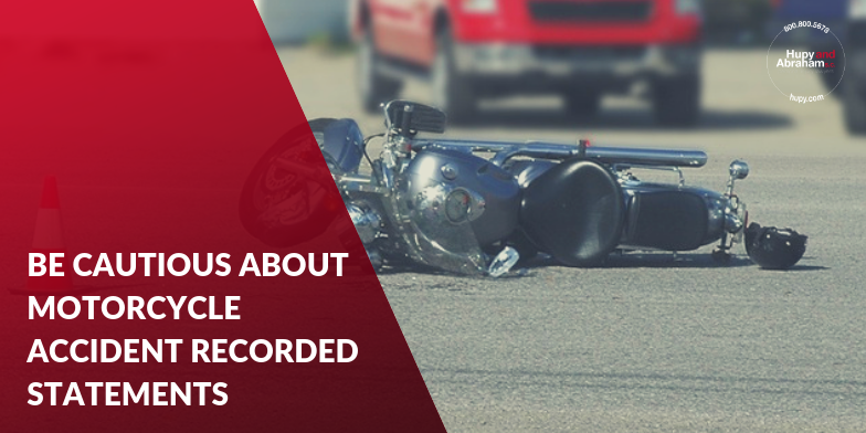 Knowing What to Say to an Insurance Adjuster After an Iowa Motorcycle Wreck
