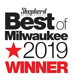 Shepherd Express Best Of Milwaukee 2019 Winner Logo