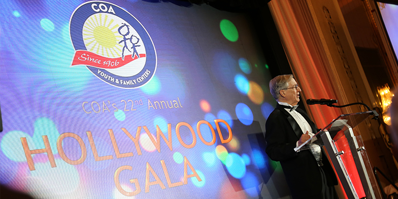 COA 22nd Annual Hollywood Gala