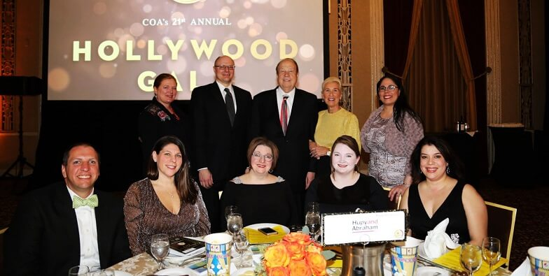 COA Youth and Family Centers' Glamourous Hollywood Gala