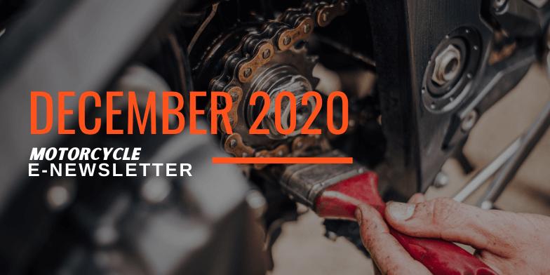 December 2020 Biker E-Newsletter