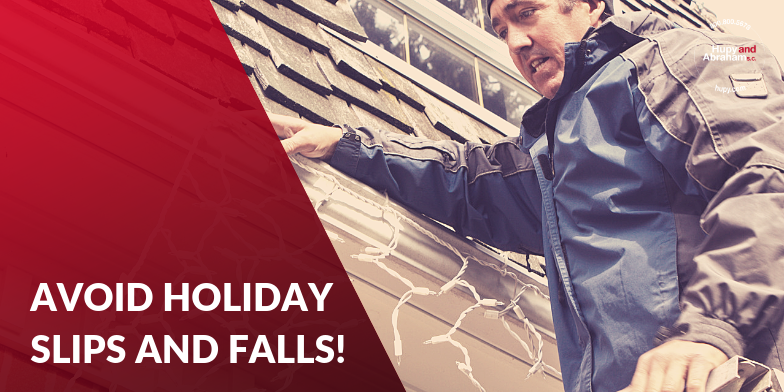 The holidays are one of the most exciting times of the year but also one of the busiest when it comes to personal injury accidents.