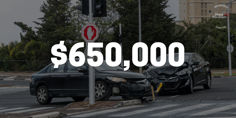 $650,000 Compensated Without The Need For A Lawsuit