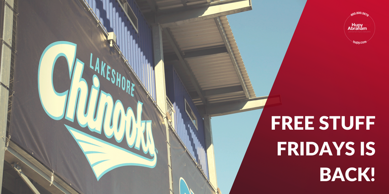 Lakeshore Chinooks Free Stuff Friday