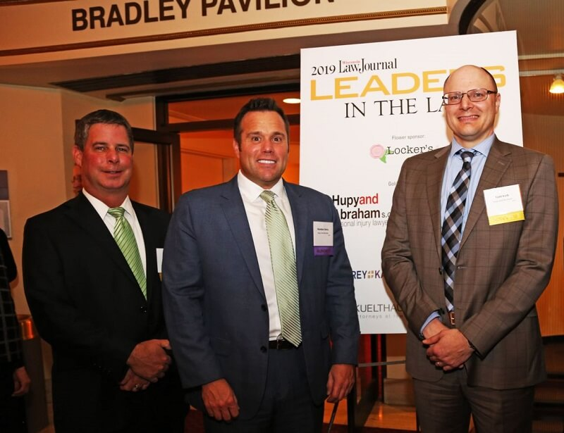 Attorney Brandon Derry Honored as 2019 Leader in the Law