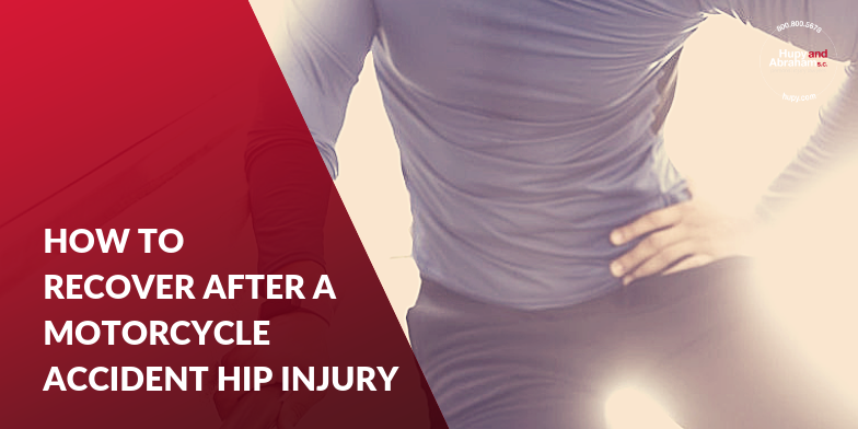 Hip Injury After a Motorcycle Accident in Illinois
