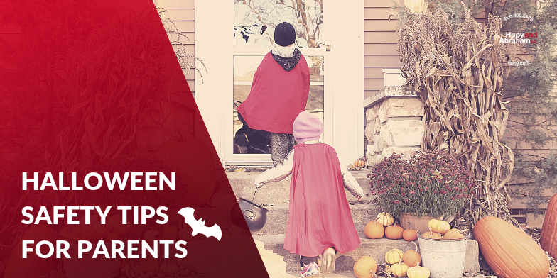 Halloween safety tips for parents!