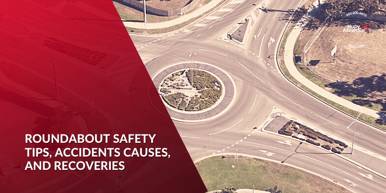 Roundabout Safety Tips, Accidents Causes, and Recoveries