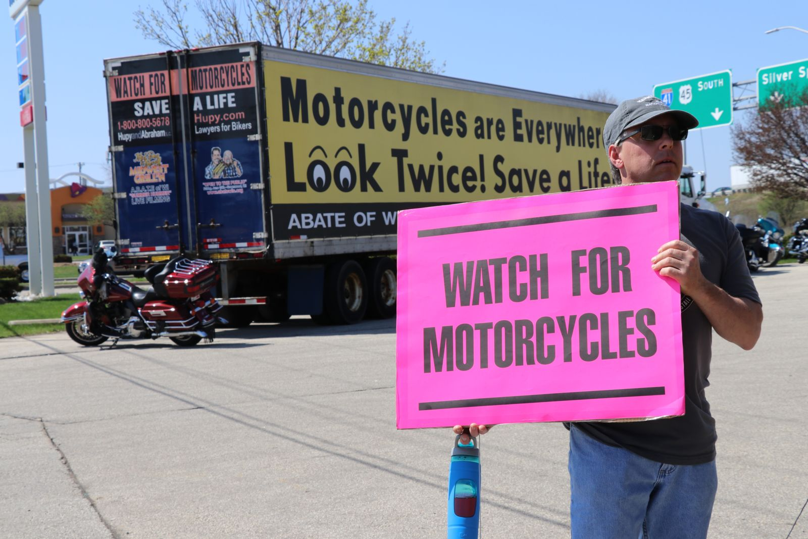 33rd Annual Road Runners Motorcycle Club Bike Blessing