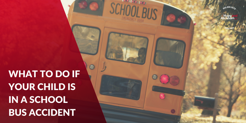 If Your Child Is Hurt in an Illinois School Bus Accident