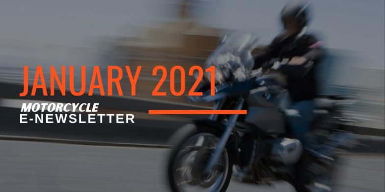 January 2021 Biker E-Newsletter