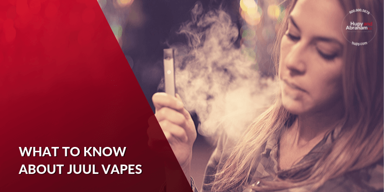JUUL Vaping Epidemic – Have You Suffered an Illness?