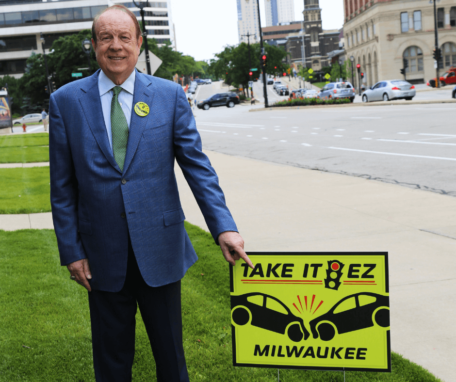 Attorney Michael Hupy with Take it EZ Sign