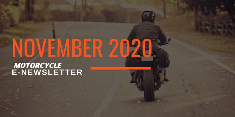 November 2020 Biker E-Newsletter