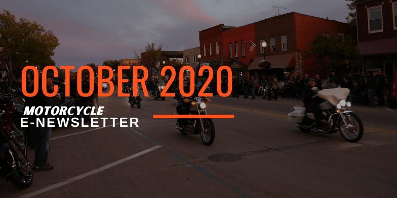 October 2020 Biker E-Newsletter