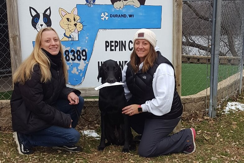 Pepin County Humane Society Staff