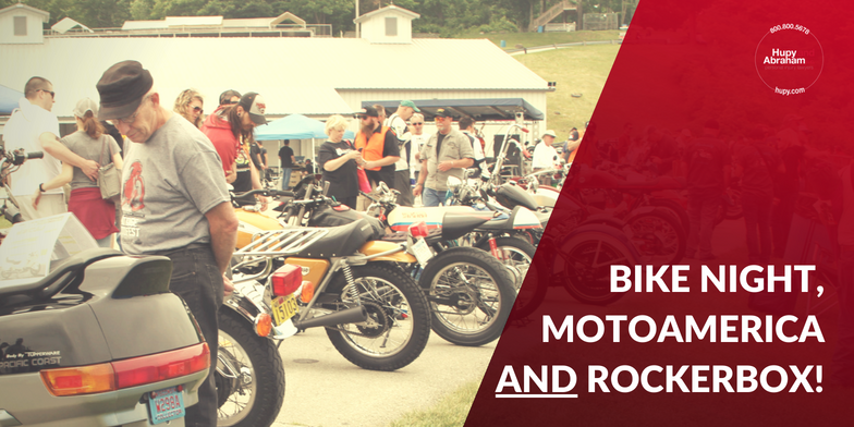 Check out our recap of a local Bike Night, MotoAmeric AND Rockerbox