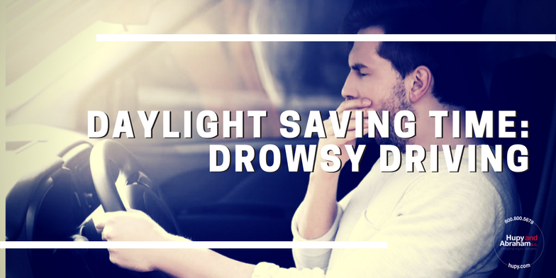 Feeling Drowsy? Springing Forward Can Increase the Risk of Car Accidents