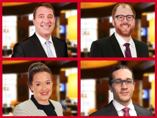 Attorneys Jason Abraham, Robert Domol, Jenna Green and Benjamin Lynch recognized as 2018 Super Lawyers