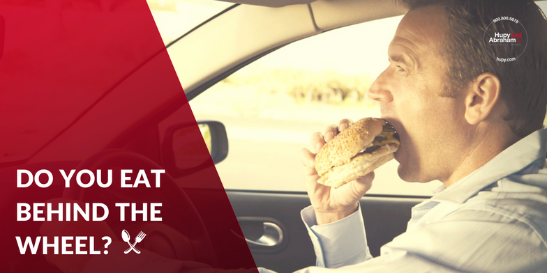 Do you eat while driving?