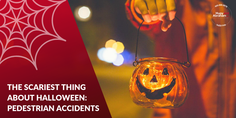 The Scariest Thing about Halloween Pedestrian Accidents