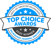 Top choice awards 2020 logo