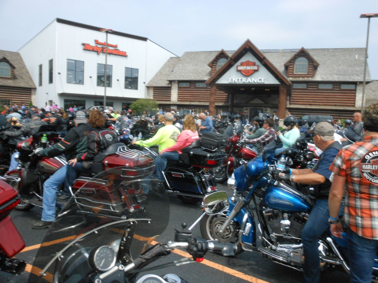 2018 Parins Cruise For Cancer