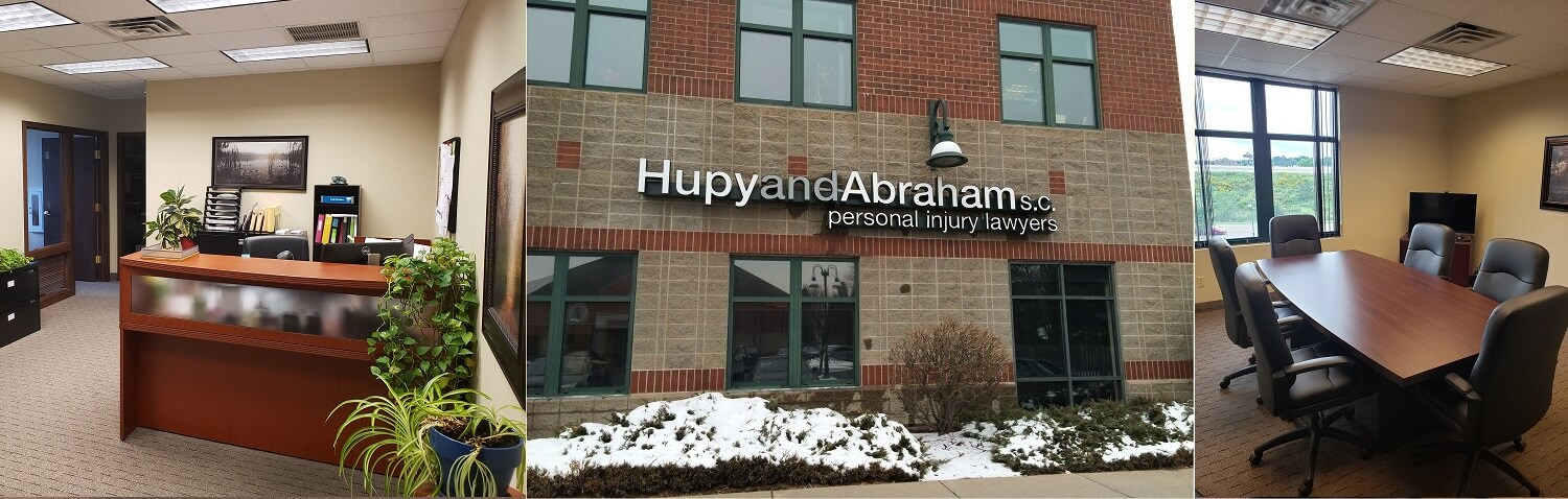 Hupy and Abraham's personal injury law office in Wausau, WI