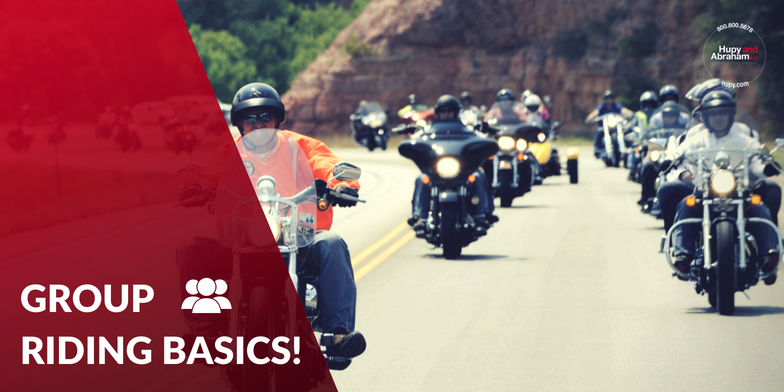 Motorcycle Group Riding Basics