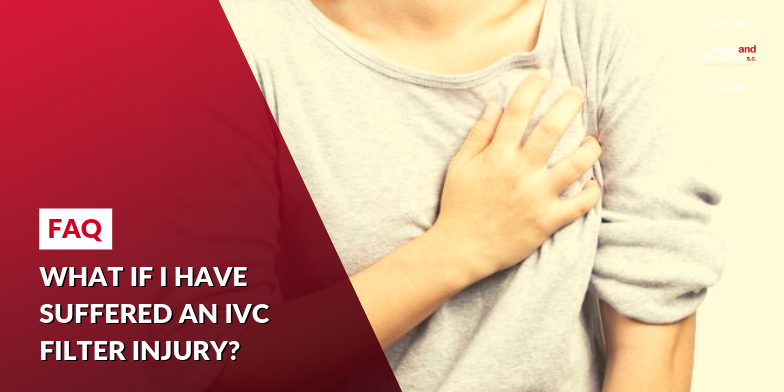 IVC Filters Have Many Risks and Have Caused Serious Injuries