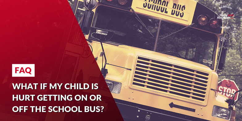 It Is Important to know How to Protect Your Child After an Injury on the Bus