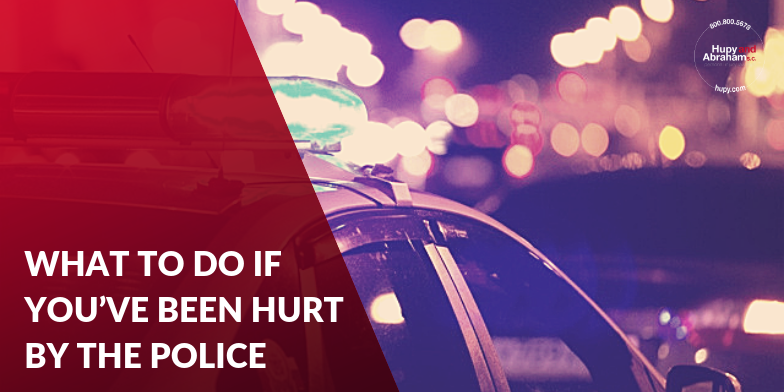 What You Should Do After a Police Brutality Injury